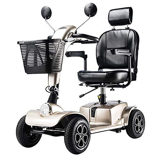 APOAD Älterer Roller, Faltbarer Elektrischer Roller, Behindertes
