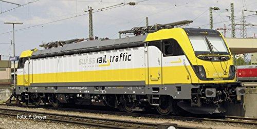 Fleischmann N FL E-Lok Rh 487 Swiss Rail traff