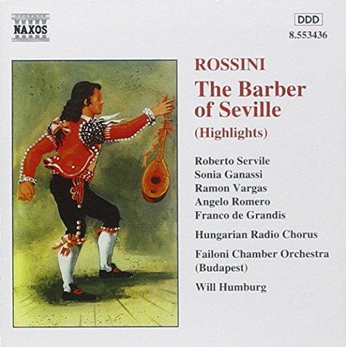 Le Barbier de Séville / Extraits