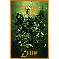 Maxi Poster La Leyenda de Zelda