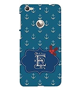 EPICCASE anchor of E Mobile Back Case Cover For LeEco Le 1s Eco (Designer Case)