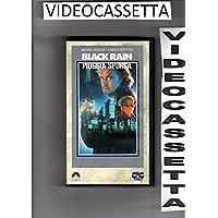 BLACK RAIN PIOGGIA SPORCA - MICHAEL DOUGLAS - VHS