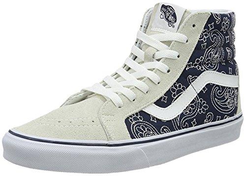 Vans Zapatillas Abotinadas M Sk8-Hi lite Azul Oscuro EU 37 (US 5.5) Envío gratis 2018 más nuevo Venta en línea Descuento 2018 más nuevo 7xqkvx