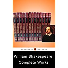 William Shakespeare Complete Works (English Edition)