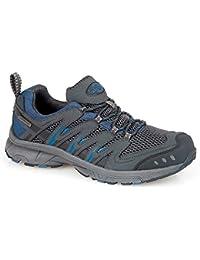 Zapatillas Hay con cordones, para hombre, totalmente impermeables, para senderismo y trabajo