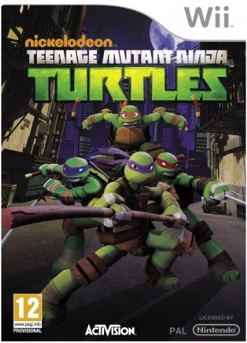 NEW & SEALED! Teenage Mutant Ninja Turtles Nintendo Wii Game UK (Nintendo Teenage Mutant Ninja Turtles)