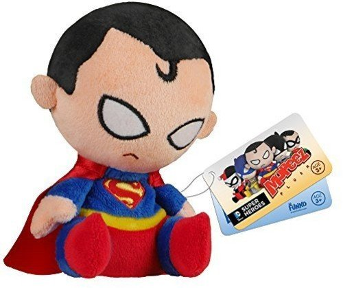 Mopeez DC Heroes: Superman [Plush] by Funko