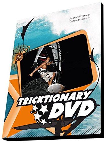 Preisvergleich Produktbild Tricktionary DVD: The ultimate windsurfing instructional Movie - PAL VERSION (Europa - Audio: Deutsch,English)