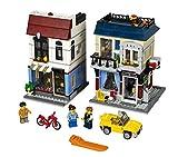 LEGO-Creator-Tienda-de-bicicletas-y-cafetera-juego-de-construccin-31026