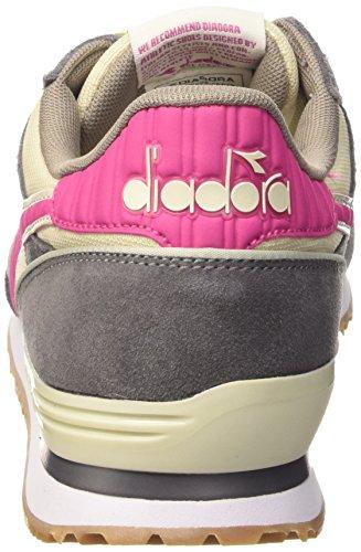 Diadora Damen Titan Ii W Sneaker Gelb - Jaune Vaporoso