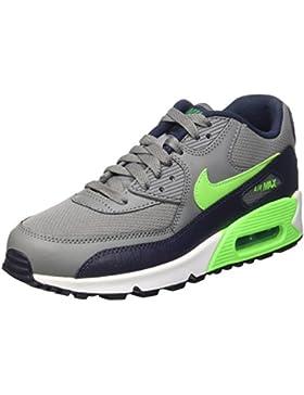 Nike Jungen Air Max 90 Mesh (Gs) Low-Top