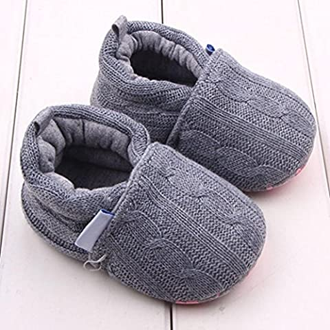 Scarpe di moda bambino Sneaker anti-slittamento scarpe morbide Sole bambino