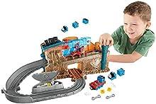 Thomas & Friends - Constructor de locomotoras (Mattel DMV91)