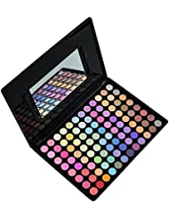 Contever® Premium Mineral Makeup 96 Colour Eyeshadow Palette with Mirror