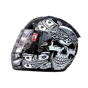 THH Pirate Full Face Helmet (Black)