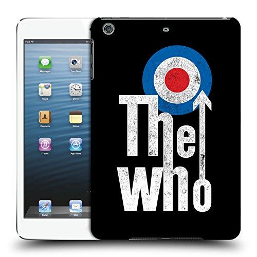 Head Case Designs Offizielle The Who Klassisches Target Logo Band Kunst Ruckseite Hülle für iPad Mini 1 / Mini 2 / Mini 3
