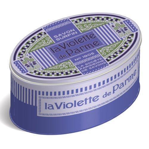 La Société Parisienne De Savons Savon de Bain la Violette de Parme 250 g