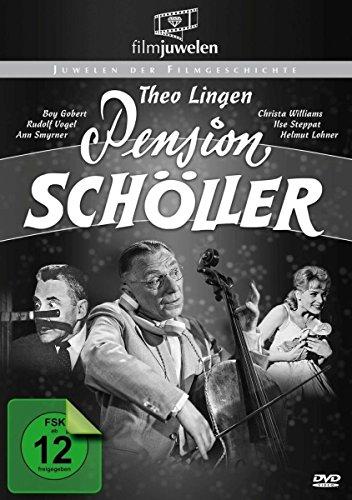 Bild von Pension Schöller (Filmjuwelen)