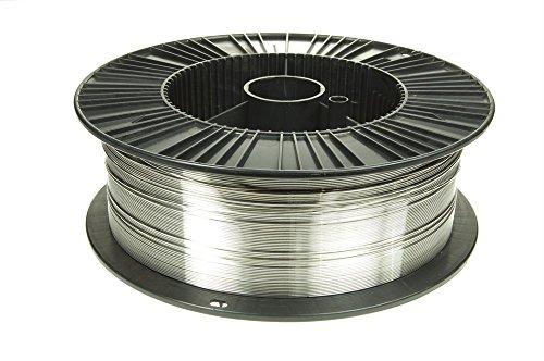 AES w.0217acero inoxidable soldadura MIG alambre, 1,2mm de diámetro, 347L, p.l.w.