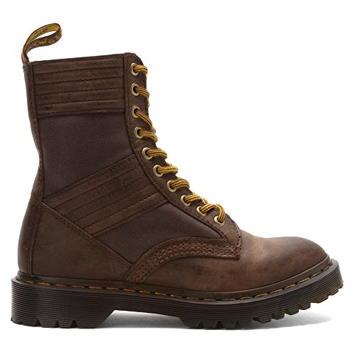 Dr.Martens Baden Dark Brown Womens Boots Dark Brown