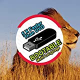 Mac OS X Lion – 10.7 Flash Drive 16 GB Clean Install Upgrade Recovery Bootable USB
