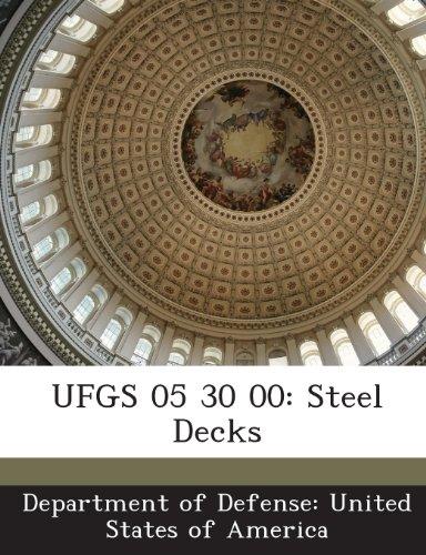United Steel Deck (Ufgs 05 30 00: Steel Decks)