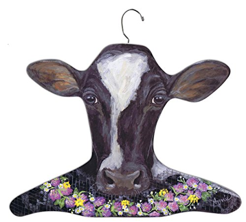 the-stupell-home-decor-collection-clothing-hanger-holstein-cow-hanger