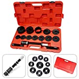 Toolkit for wheel bearings – 18-piece repair solution for wheel bearings