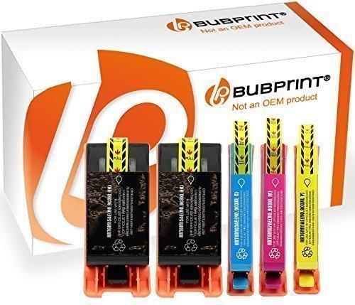 Bubprint 5 Druckerpatronen kompatibel für HP 903XL HP 903 XL Multipack HP Officejet Pro 6868 6950 6960 6970 6975 OfficeJet 6950