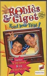 Robles Et Gigot Font Leur Télé