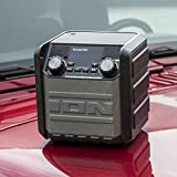 ION Audio Tailgater GO Mini Sono Bluetooth Rechargeable, Ultra Compact et Résistant à l\'Eau