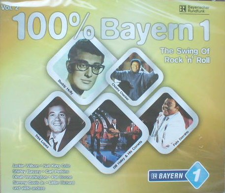100%  Bayern 1 The Swing of Rock n Roll Vol 2 (N Rock ' ' Swing)