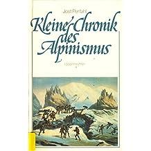 Kleine Chronik des Alpinismus