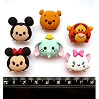 Disney TSUM TSUM - Novelty Craft Buttons & Embellishments by Dress It Up