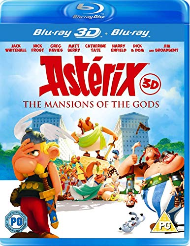 Asterix Mansion Of The Gods