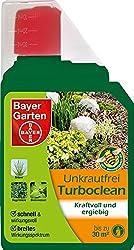 Bayer Garten Unkrautfrei Turboclean Unkrautvernichter, Farblos, 500 ml