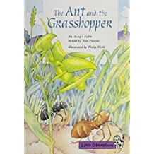 The Ant and the Grasshopper: An Aesop's Fable by Tom Paxton (1997-01-29)
