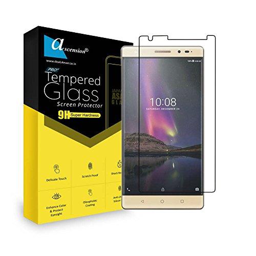 Ascension ® For Lenovo Phab 2 Plus Tempered Glass Gorilla...