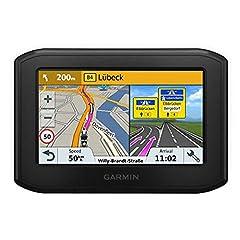 Idea Regalo - Garmin Zumo 346LMT-S WE - Navigatore per Moto, Mappa Italia e Europa Occidentale, Connessione Smartphone, Aggiornamenti mappe via WiFi Display 4.3