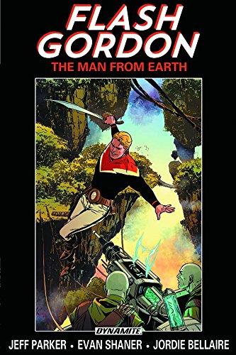 Flash Gordon Omnibus (Flash Gordon Omnibus Tp) por Jeff Parker, Ben Acker, Ben Blacker, Chris Eliopoulos, Elliott Kalan, Dan McCoy, Stuart Wellington, Nate Cosby