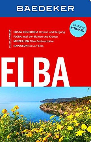 Elba - toskanischer Archipel mit Karte