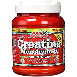 Amix La Creatine Monohydrate Creatina - 750 gr__8594159531666