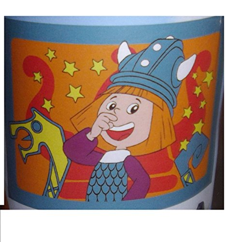 Tappeto per bambini tappeto per bambini con Wickie/Wickie e gli uomini forti/Tappeto/Tappeto Gioco da bambini/Bambini/bambini tappeto/arazzo/tappeto per bambini modello I' ve Got IT/Un meraviglioso e bambini tappeto è nelle misure ca. 133x 95cm disponibile/questo tappeto entusiasma Die bambini im Nu. In Colori Di Tendenza, Egli diventa una vista spiccano in camera dei bambini. Sooo dolce/ER Finalmente in la cameretta eingezogen, sono le piccole si quel divertente motivo non satt vedere. Colori bunt, questo tappeto per bambini Una Armonica Note in ogni cameretta e si arricchisce attraverso un moderno e Allegro tocco di colore. Allo stesso tempo, motivare Sie anche al sogno, per imparare e sono così divertente, che il bambino si Seine luminoso adoreranno è e non si satt può vedere. Il design moderno entrano dentro ideale in camera dei bambini di oggi e begeistern attraverso l' incredibile intensità del colore - Got Erba