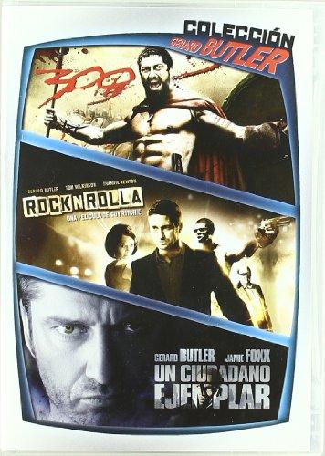 300- Rockrolla- Un Ciudadano Ejemplar (Import) (Dvd) (2011) Gerard Butler; Lena