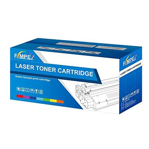 Fimpex Wiederaufbereitet Toner Patrone Ersatz für HP Colour Laserjet 5500 5500dn 5500dtn 5500hdn 5500n 5550 5550dn 5550dtn 5550hdn 5550n C9732A (Gelb, 1-Pack) -