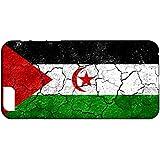 Funda Carcasa para iPhone 6 Bandera SÁHARA OCCIDENTAL 03
