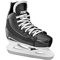 Roces Face Off pattini da ghiaccio, Bambini, Face Off, Black/White, 36-39