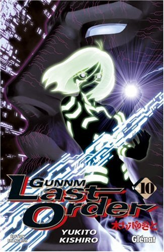 Gunnm Last Order Vol.10