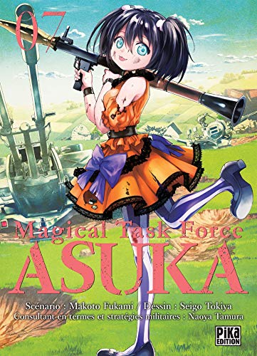 Magical Task Force Asuka Edition simple Tome 7
