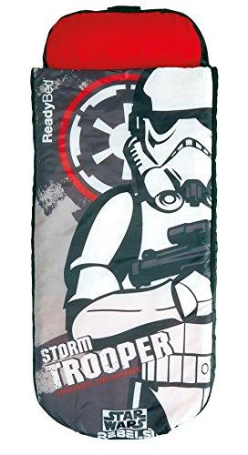 ReadyBed Star Wars - Junior-ReadyBed – Kinder-Schlafsack und Luftbett in einem